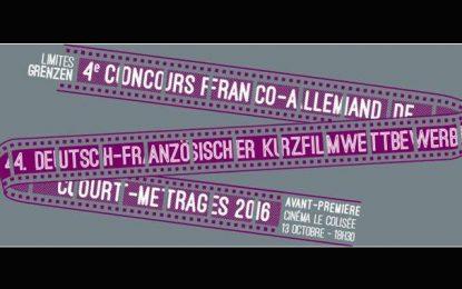 Le 4e concours franco-allemand des courts-métrages