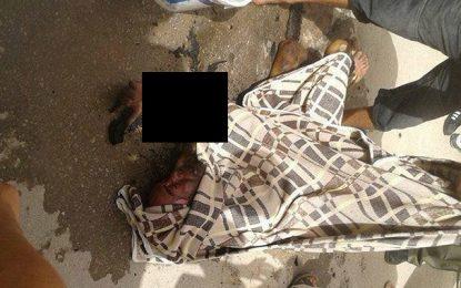 Fouchana : Décès du père de famille ayant mis le feu à son corps