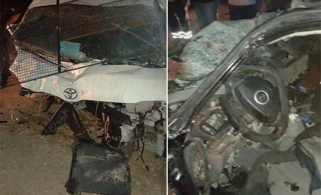 gafsa-accident-voiture-vehicule-police
