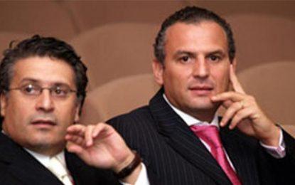 Pôle judiciaire financier : Fin de l'audition Nabil et Ghazi Karoui dans l'affaire de blanchiment d'argent
