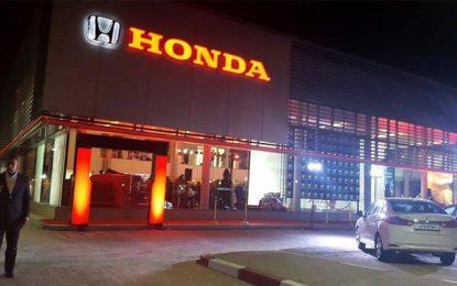 Automobile : Honda roule les mécaniques en Tunisie