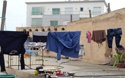 La Goulette : Les squatteurs de la Karaka prêts à mourir