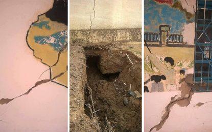 Ecoles délabrées : Ben Salem demande l'aide de la société civile