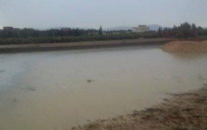 Fortes pluies à Kasserine : Deux disparus à Oued El-Htab