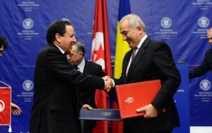 Jhinaoui à Bucarest pour impulser les relations tuniso-roumaines