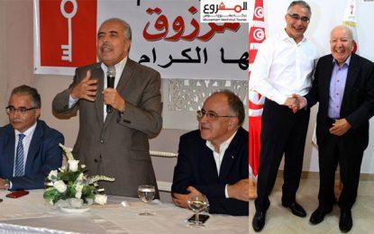 Nja Mahdaoui et Slah Maaoui rejoignent Machrou Tounes