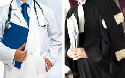 Justice: Les médecins filent ils (enfin) droit?