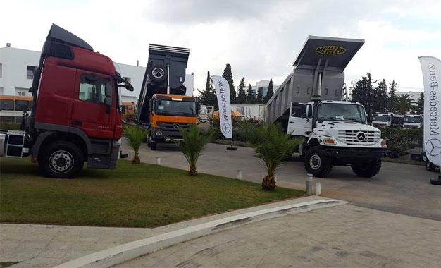 le camion tout terrain mercedez benz zetros bient t en tunisie kapitalis. Black Bedroom Furniture Sets. Home Design Ideas