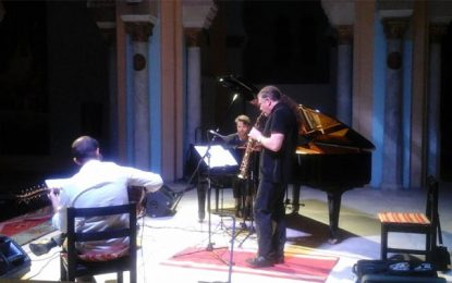 Octobre musical : Migrantes à l'assaut de l'Acropolium