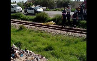 Monastir : Décès d'une femme percutée par un train