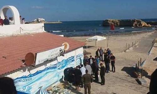 Monastir : Une étudiante emportée par les vagues à Karaïa Monastir-corps-Eya-repêché