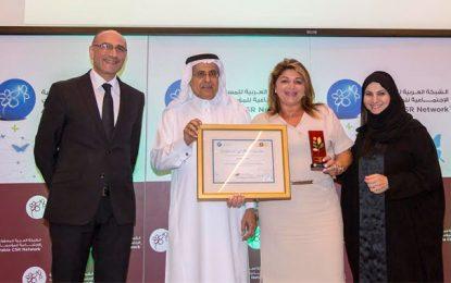 Responsabilité sociétale : Orange Tunisie récompensée à Dubaï