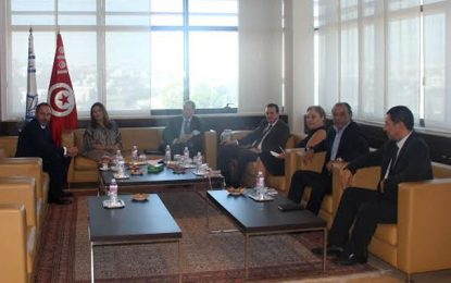 Tunisie – UE : Bergamini reçu par Bouchamaoui