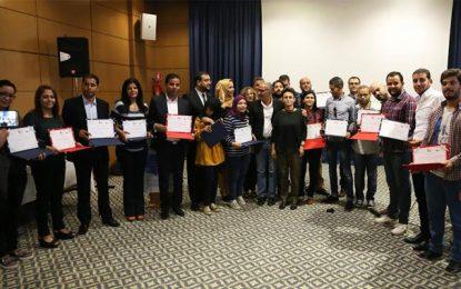 Palmarès du prix « Journaliste en Action 2016 »