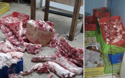 Radès : Il fait des merguez avec de la viande avariée
