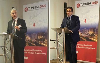 Un roadshow à Londres pour promouvoir la conférence «Tunisia 2020»