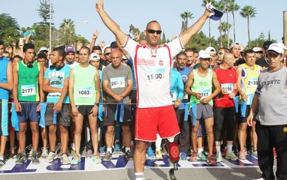 Run In Carthage : Sport, tourisme et patriotisme