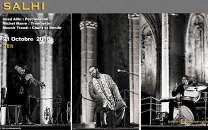 «Salhi» : Concert de Mounir Troudi à la Maison de Tunisie à Paris