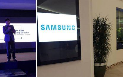 Samsung à l'écoute de ses clients et revendeurs tunisiens
