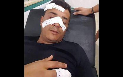 Agressé par un délinquant, un policier est hospitalisé à Sfax