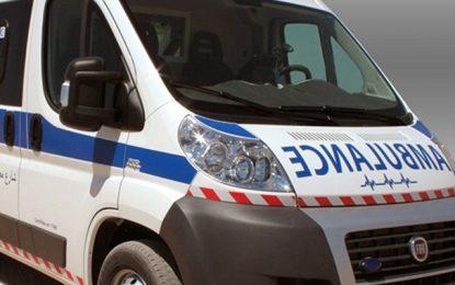 Haïdra : Ils agressent un infirmier et volent une ambulance