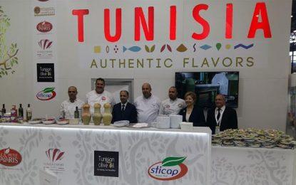 L'agroalimentaire tunisien au Sial de Paris