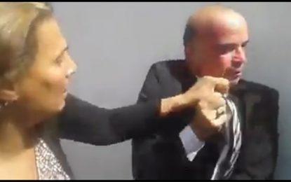 Mandat de dépôt contre la fonctionnaire ayant agressé le délégué de Sidi Hassine