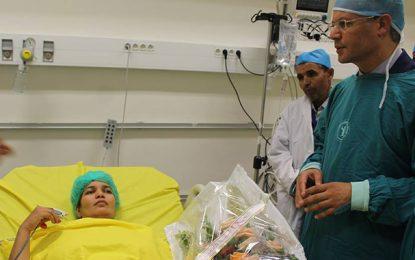 Siliana : L'enseignante poignardée par son élève sort du coma