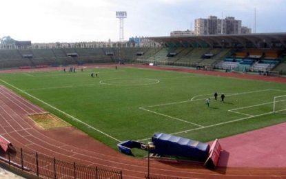 Libye-Tunisie : La pelouse du stade Zabana d'Oran en «très mauvais état»