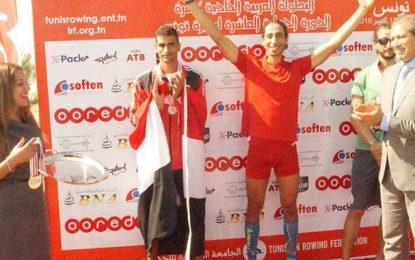 La Tunisie remporte le championnat arabe d'aviron