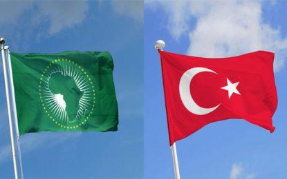 Délégation de l'Utica au Forum économique Turquie-Afrique