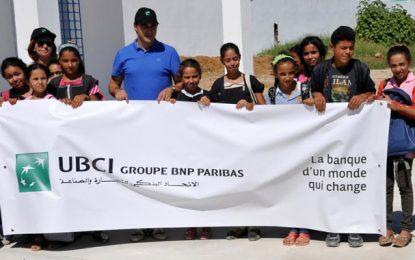 L'UBCI sur le chemin des écoliers dans plusieurs régions tunisiennes