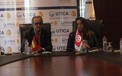 Partenariat Utica – Corp en faveur de l'employabilité des jeunes