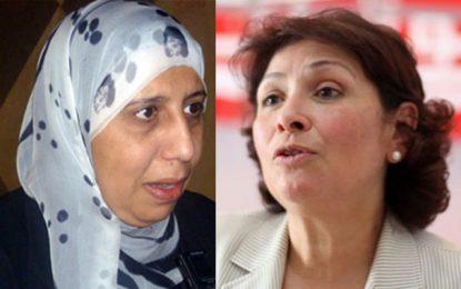 IVD : Yamina Zoghlami n'est pas dérangée par les abus de Sihem Bensedrine