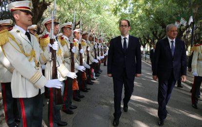 La Libye au centre de la visite de Sellal en Tunisie