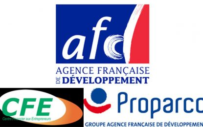 Financement : L'AFD et Proparco s'associent au CFE Tunisie