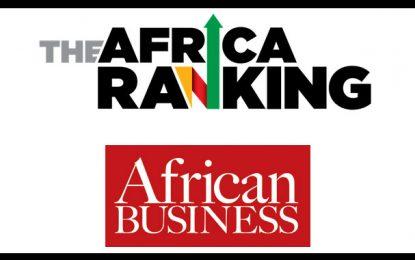 ''The Africa Ranking'' : Le 1er classement des entreprises privées africaines