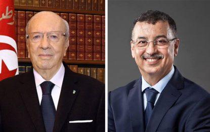 Caïd Essebsi et l'IVD : Monsieur le président, vous incarnez l'unité nationale!