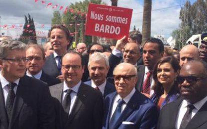 Attentat du Bardo : Des victimes françaises boudent Caid Essebsi
