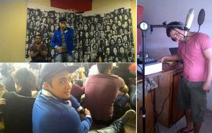 Bilel El-Kéfi: Les débuts d'un rappeur tunisien au Brésil