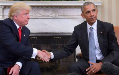 Trump élu président des Etats-Unis: La maison est bien blanche
