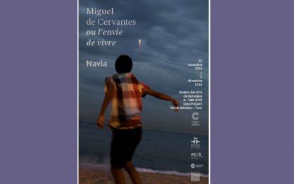 A la Maison des Arts : Navia sur les traces de Cervantès