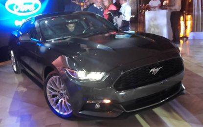 Alpha Ford: La Mustang débarque en Tunisie