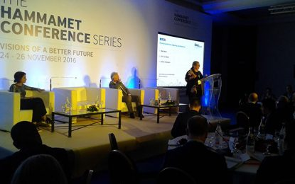 Hammamet Conference : La Grande Bretagne lorgne vers l'Afrique du Nord