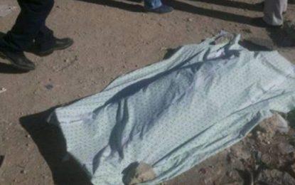 Béja : Une bergère de 76 ans découverte morte à Jebel Tebergda