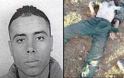 Le terroriste Talel Saïdi abattu à Kasserine
