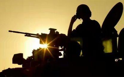 Kasserine : 8 soldats blessés dans l'explosion d'une mine
