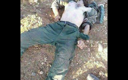 Ratissages à Kasserine : Un terroriste abattu et d'autres blessés