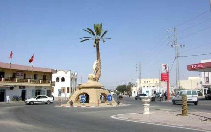 Kebili : Grève générale à Faouar