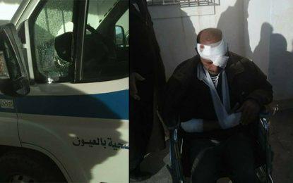 Kasserine : Un ambulancier agressé par un proche d'une patiente décédée